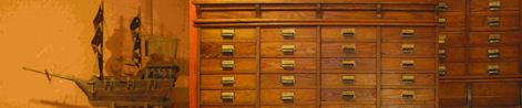 The Comer Hall Cabinets